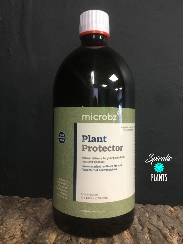 Microbz Plant Protector Pest Control Repellent for indoor and outdoor plants