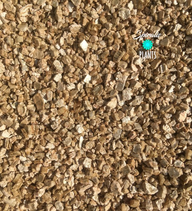 Vermiculite horticultural drainage