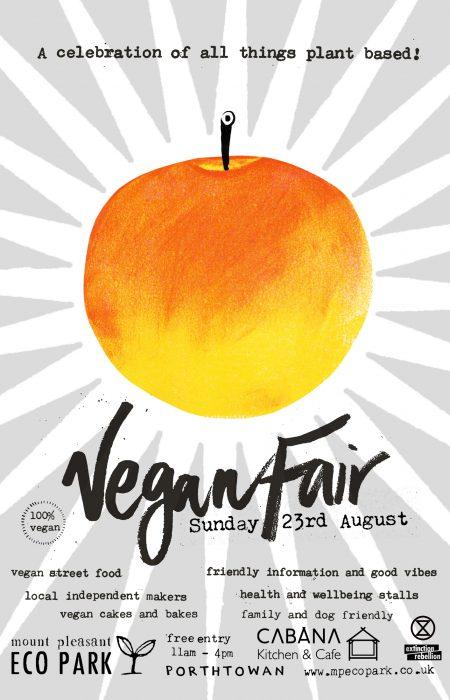 Vegan Fair Eco Park Cornwall Events